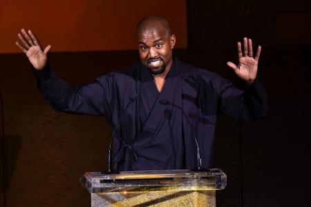 Kanye West: 'I don't want people to look at me as a god'