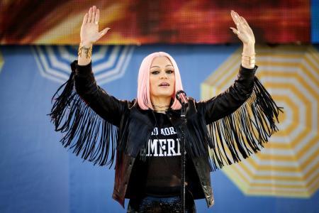 Jessie J says 'It's ok not to be ok'