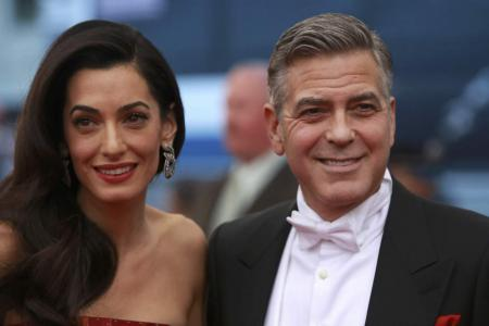 """George Clooney is the """"worst neighbour"""""""