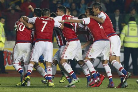 Paraguay could surprise Argentina and Messi