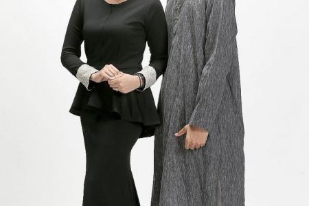STAR STYLE: Celeb couple Huda Ali and Den Sabari talk fashion