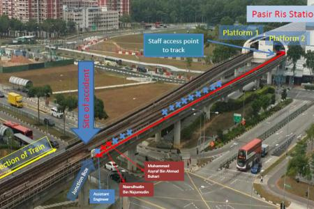 SMRT not '100 per cent certain' what caused line disruption