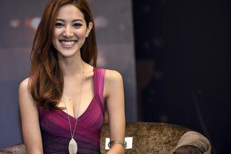 """22-year age gap """"not an issue"""" for HK actress Grace Chan and playboy beau"""