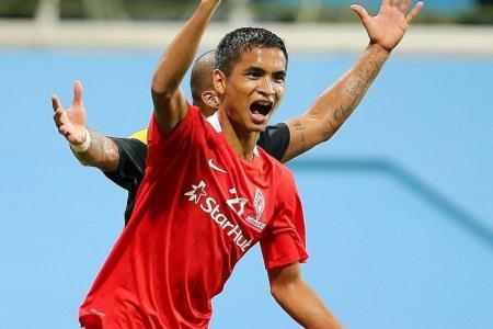 Safuwan wanted by J.League's Yokohama F Marinos