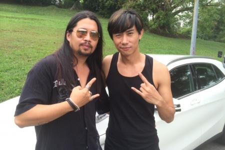 Ex-gangster wins Singapore Youth Award
