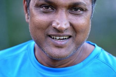"""Smiling Sundram """"fears"""" exposing plans to Wenger"""