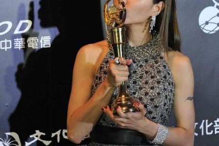 "Newly-minted Mandopop queen Jolin Tsai ""exhilarated"" by Golden Melody wins"