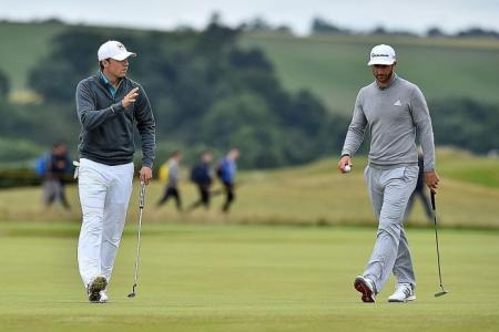 Johnson and Spieth will be in the mix, says Harmon