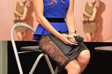 J-pop sex goddess Koda Kumi: I have low self-esteem