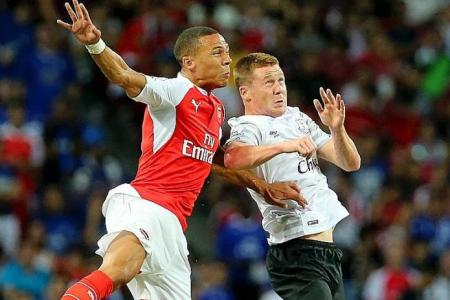 Arsenal get title shot in the arm with win over Everton