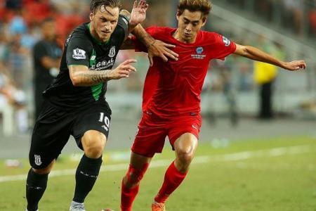 Hughes praise for Sundram's men