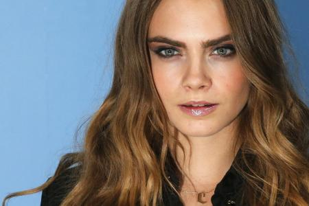 Fast Five with Cara Delevingne
