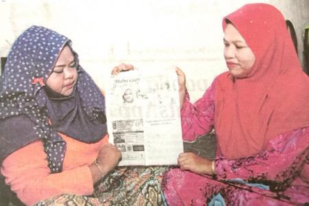 After 24 years, woman reunites with birth mum on Hari Raya