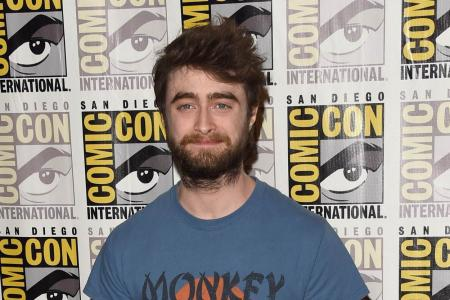 Daniel Radcliffe channels inner Eminem in The Real Slim Shady performance