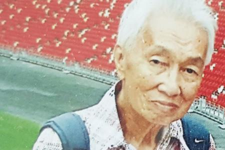 Have you seen this 82-year-old man?