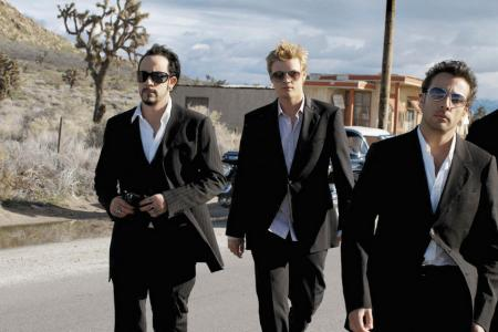 Backstreet Boys and *N Sync to star as zombie-slaying cowboys in new film