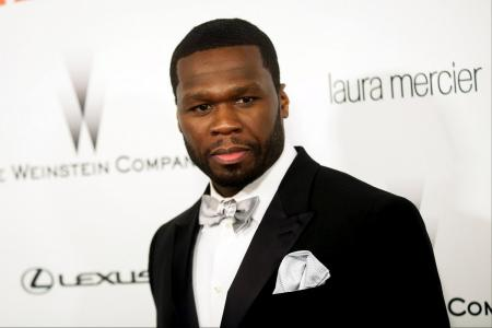 50 Cent still gives it 100 per cent