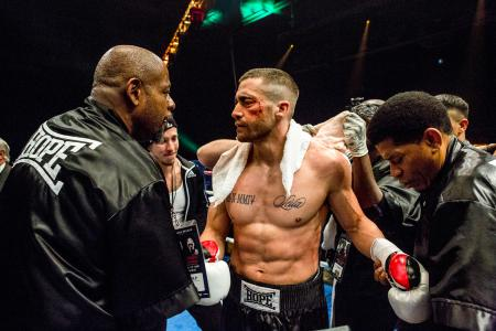 Movie Review: Southpaw (NC16)