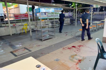 Bedok slasher charged in court