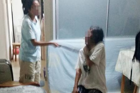 Lower Delta Road slapping incident: Woman allegedly fed faeces and urine