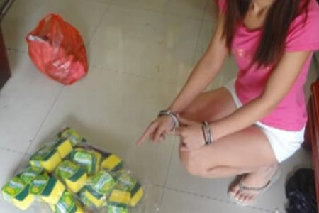 Prostitutes pretended to be virgins by using sponges dipped in eels' blood