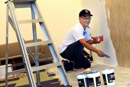 Confessions of a painter: I get to see the homes of celebs