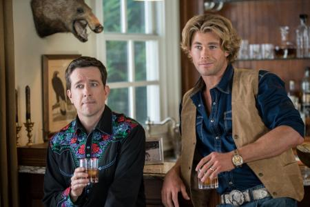 Chris Hemsworth exchanges hammer for laughs in Vacation