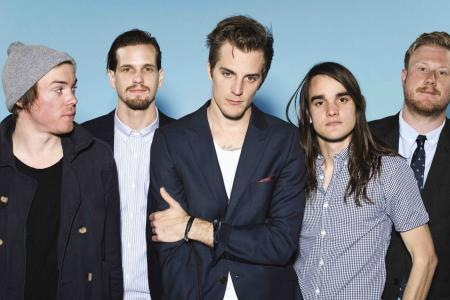 The Maine's personal new album has a positive message