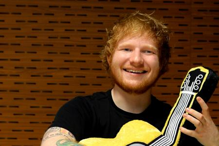 Ed Sheeran to go medieval for new TV show
