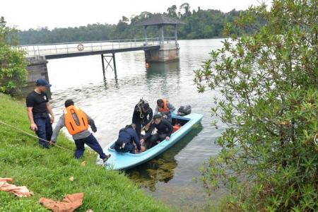 Search for missing woman at MacRitchie Reservoir Park