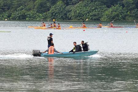 Woman's body found floating at MacRitchie Reservoir