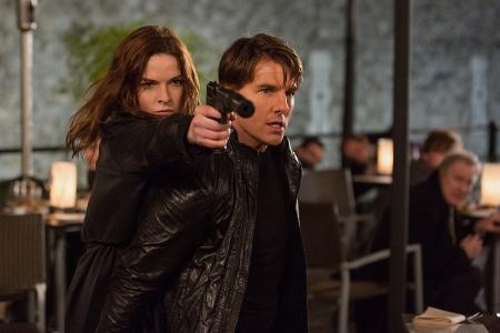 Movie Review: Mission: Impossible - Rogue Nation (PG13)