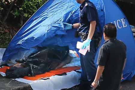 Coroner: Fugitive killed wife, then dumped her headless body