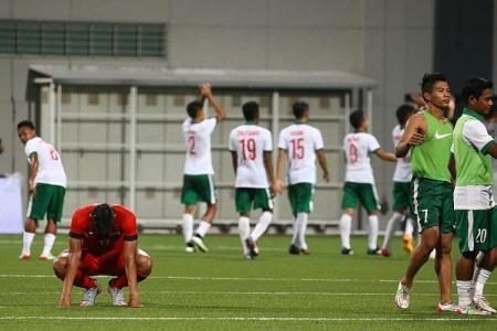 FAS express 'disappointment' over football flop at SEA Games
