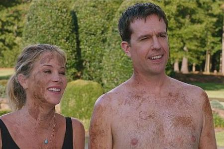 Fast five with Christina Applegate