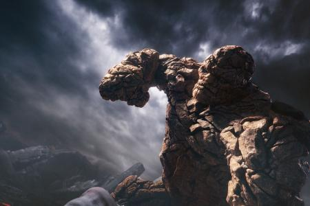 Win! Fantastic Four movie collectibles