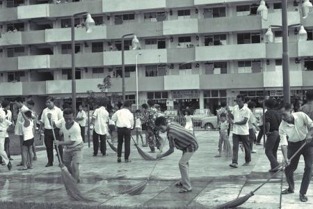 A walk down memory lane: Singapore in the 60s and 70s