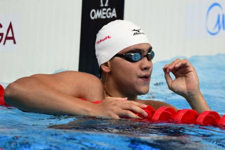 Schooling makes history with 100m fly bronze