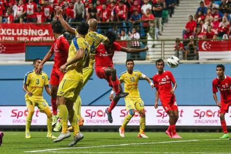 LionsXII deliver perfect birthday gift for S'pore