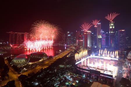 Singapore's party