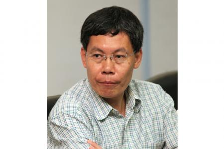 Lui Tuck Yew to step down from politics