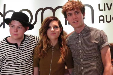 Cool Kids Echosmith still feel the desire to fit in