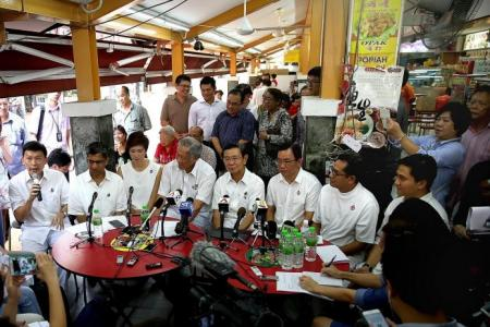 Kopi-tiam style introductions add 'flavour' to heartland politics
