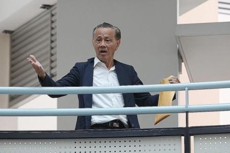 Ooi Boon Ewe: 'I'm not a gambler but I'll put all my money into politics'