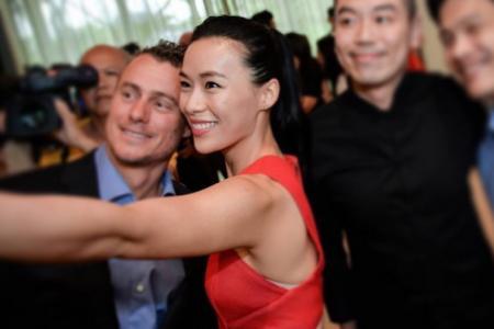 Rebecca Lim's wardrobe malfunction was a photoshop hoax