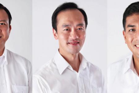 Darryl David joins Prime Minister's Ang Mo Kio GRC team