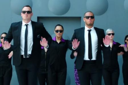 Air New Zealand's Men In Black-themed safety video is a hit