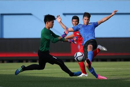 Young Singapore footballers not good enough