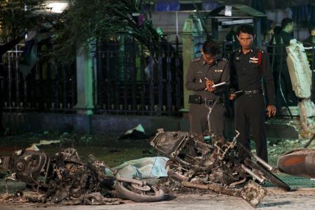 Confirmed: Singaporean woman among those dead in Bangkok blast