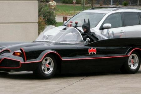 'Batman' who visited sick children in hospital killed in car accident